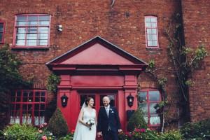 bride, groom, portraits, wedding photography, west midlands, the hundred house