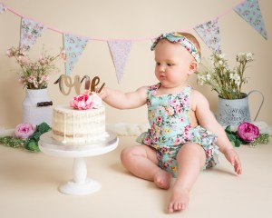 cake smash photography dudley