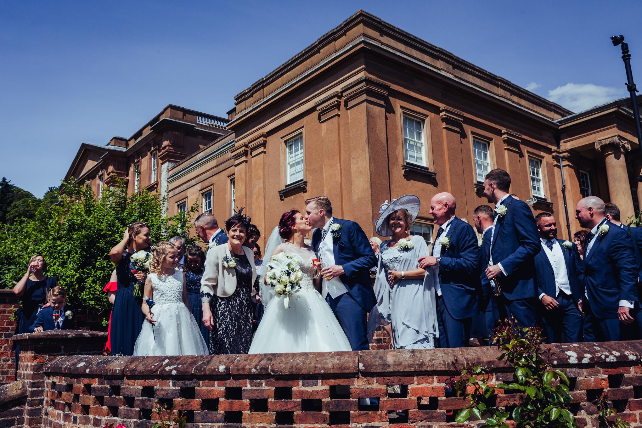 Himley Hall Wedding Photography Photographer