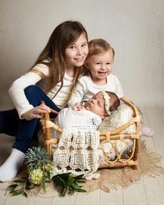newborn photographer dudley Birmingham west midlands baby sibling photography