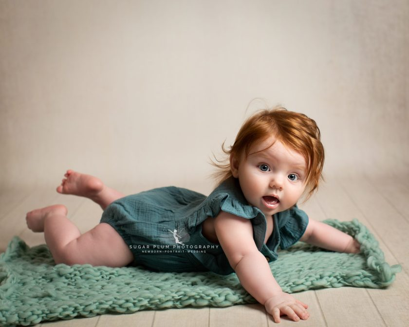 sitter session dudley west midlands baby photography