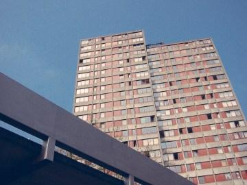 Das Ihme-Zentrum Hannover damals 02