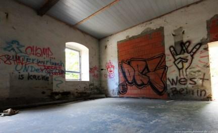 Das verlassene Dorf Oertelsbruch 07 - Sugar Ray Banister