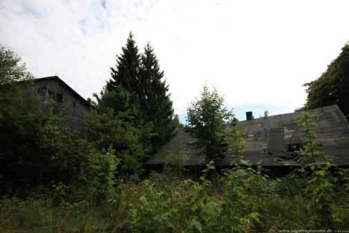 Das verlassene Dorf Oertelsbruch 35 - Sugar Ray Banister
