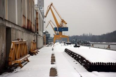 Fabrik im Hafen 03 - SugarRayBanister