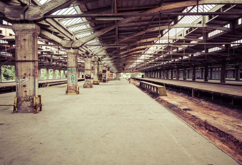 Güterbahnhof Nürnberg Süd 2015 16 - SugarRayBanister