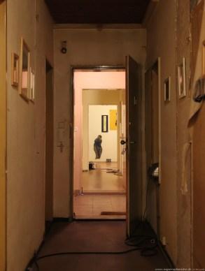 Gastspiel in einem Mietshaus in Fürth #22