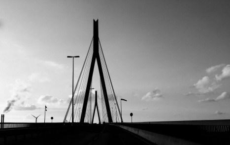 Köhlbrandbrücke Hamburg 1
