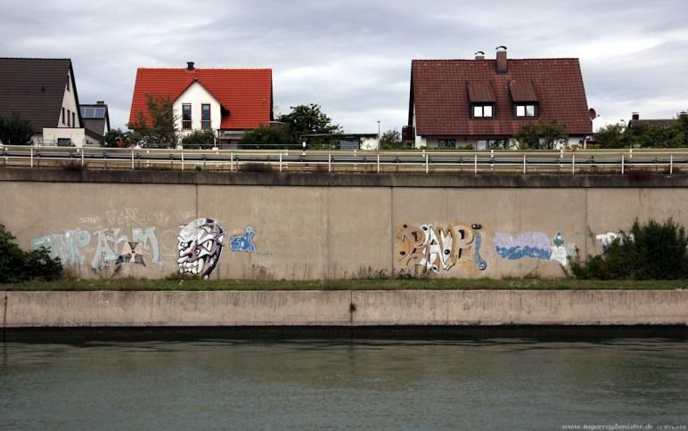 Nürnberg Impressionen #19 - Main-Donau-Kanal #3