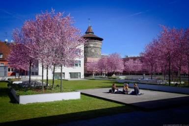 Orte der Renaissance Nürnberg - Laufertorturm