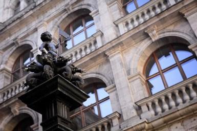Orte der Renaissance Nürnberg - Rathaus (Wolffscher Bau) 2