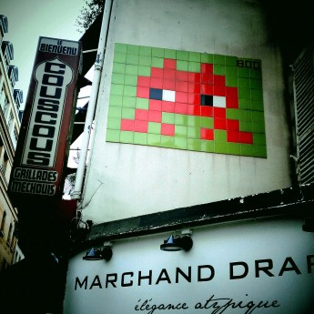 Paris Invasion - Invader 800