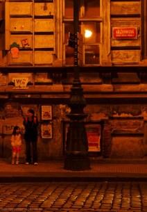Prag - Strassenszene #1