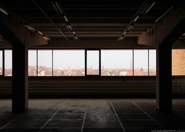 Quelle Nürnberg #08 - Leere Hallen