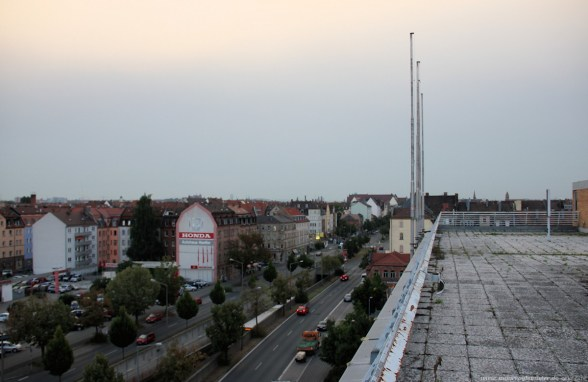 Quelle Nürnberg #15 - Blick Richtung Innenstadt