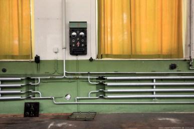 Straßenbahndepot in Nürnberg Muggenhof #15 - Werkstatt