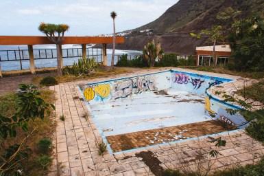 Verlassenes Hotel auf Teneriffa 18