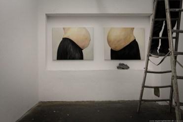 (Vor-)Eröffnung der Quellkollektiv Galerie #09