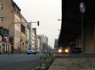 Nürnberg Muggenhof - AEG, Fürther Str