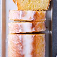 Winter citrus yogurt loaf cake