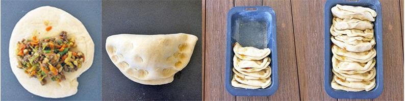 Chiko Roll Pull_Apart Bread Loaf by Sugar Salt Magic
