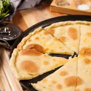 Focaccia di Recco by Sugar Salt Magic