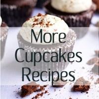 More Cupcakes Recipes - Chocolate Cupcakes, Vanilla Cupcakes, Lemon Cupcakes, Strawberry Cupcakes
