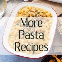 More Pasta Recipes - Mac n cheese, Macaroni and cheese, pasta bake, alfredo, bolognese, lasagna,