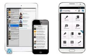 wordpress-mobil