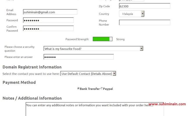 Cara Beli Domain Dan Hosting Murah Untuk Membuat Website – Cuitan ...