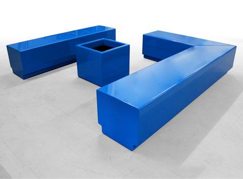 Bench Modular Seating Modern Seating Funky Seating