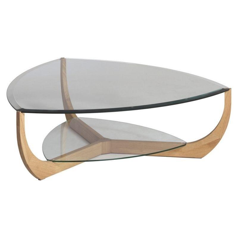 table basse verre et bois design suisse technique sa