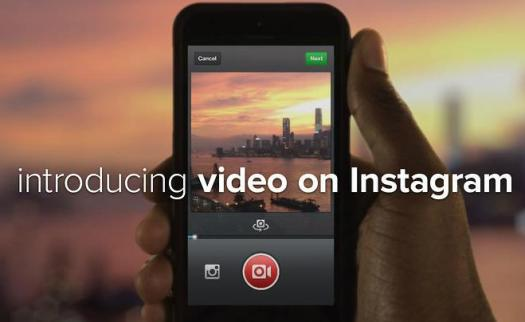 instagram introducing video