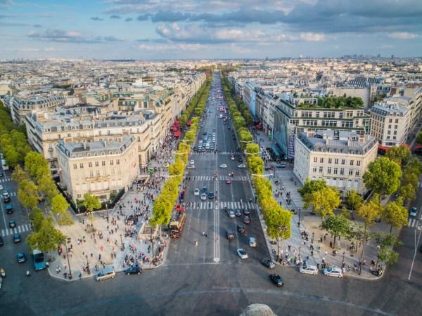 Champs-lyses Paris - Travel