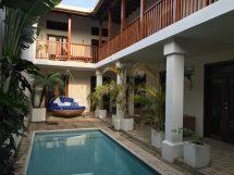 In Leon Nicaragua Suitcase And Heels