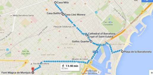 Day 2 Itinerary
