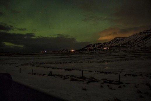 Northern Lights Iceland Roadtrip Suitcase And I Solo Travel