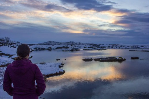 Þingvellir National Park 1 silfa diving snorkelling sunrise golden cirlce solo female travel icelend winter roadtrip