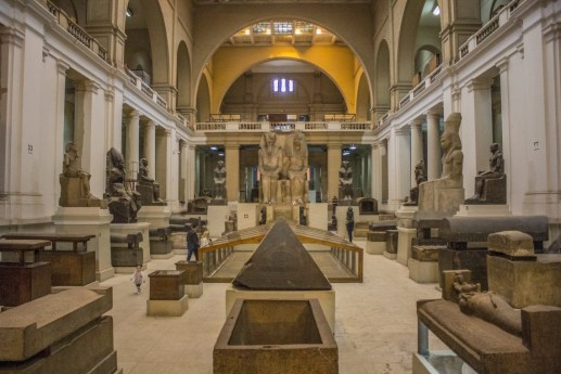 Egyptian Museum Cairo Travel Talk Tours Egypt Solo Femele Travel
