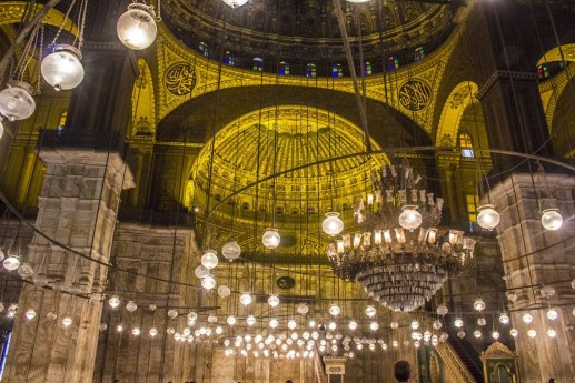 Inside Muhammad Ali Mosque Cairo Travel Talk Tours Solo Femele Travel