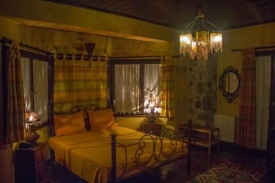 Monastiri Guesthouse bedroom