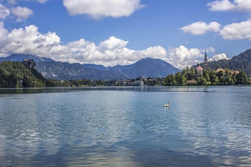 Pilgrimage Church of the Assumption of Maria, Lake Bled, Bled Castle, Slovenia, Solo Female travel, Busabout, Suitcase And I 6