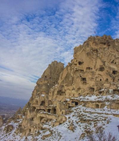 cappadocia turki solo wanita perjalanan wisata panduan perjalanan
