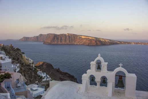 Santorini Fira Solo Female Travel Busabout Greece Greek Islands 12
