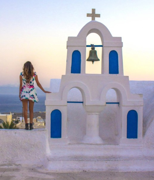 Santorini Greece Greek Islands Busabout Solo Female Travel Guide 1.1