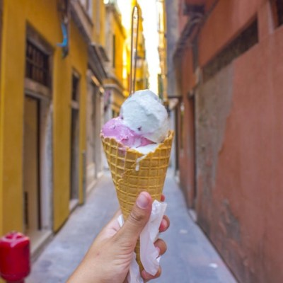 Venice italy Busabout Gelato Guide Itinerary Solo Female Travel