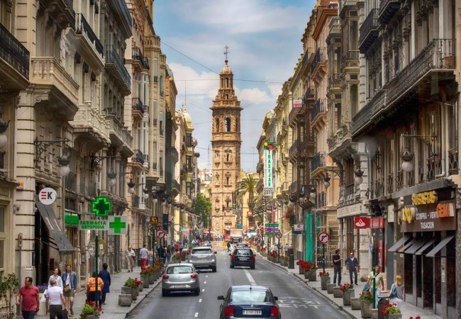 A perfect weekend in Valencia