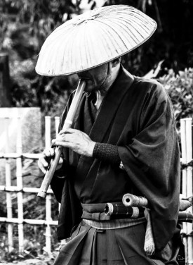 Japan black and white photography
