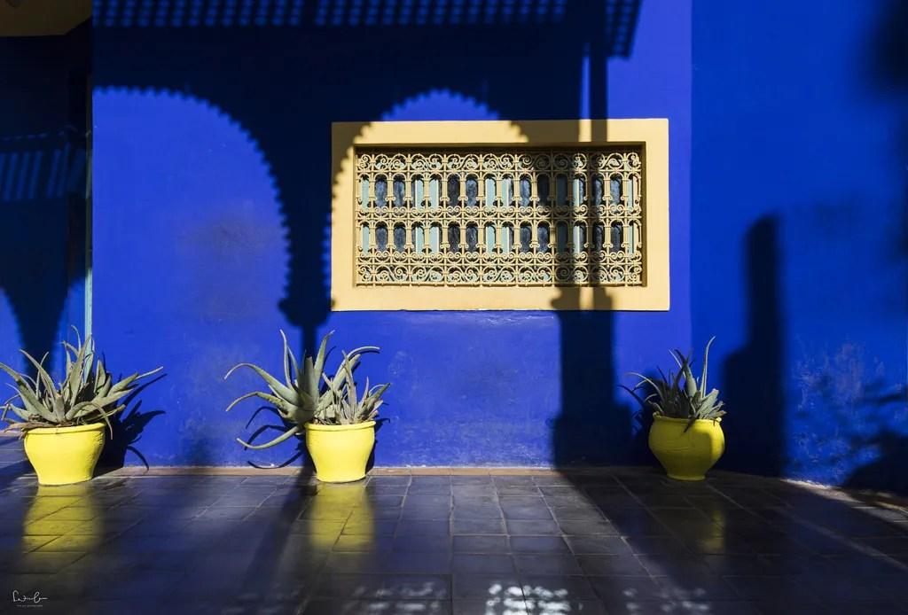 Majorenne Garden Marrakech