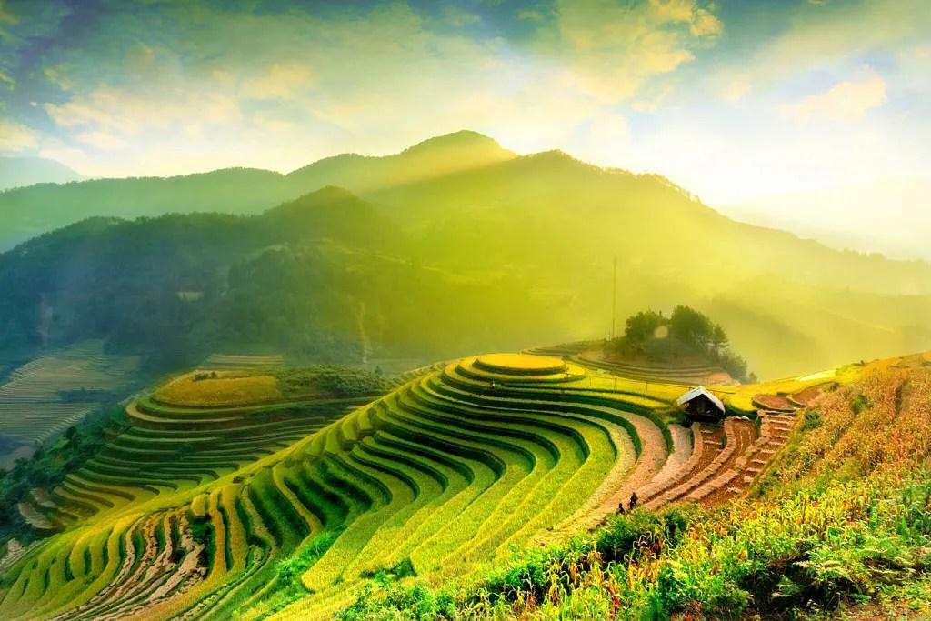 Fotoreise Vietnam, Laos, Kambodscha